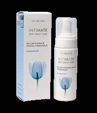 Мусс для интимной гигиены с пребиотиком ультрамягкий Liv Delano Intimate