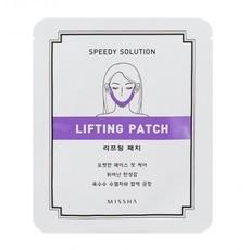 Маска-патч для лица MISSHA MISSHA Speedy Solution Lifting Patch, 2уп