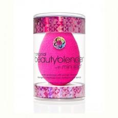 Спонж beautyblender original и мини мыло для очистки Solid Blendercleanser