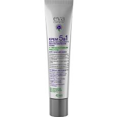 Крем для комплексного восстановления кожи 5 в 1 с амарантовым маслом для зрелой кожи EVA MOSAIC