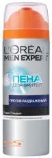 Пена для бритья против раздражений Men Expert L'Oreal