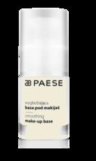 Выравнивающая увлажняющая база под макияж Smoothing make-up base PAESE