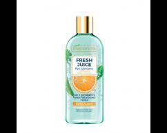 Увлажняющая мицеллярная жидкость, Апельсин FRESH JUICE Bielenda
