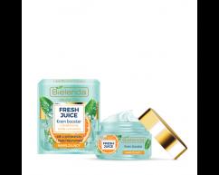 Увлажняющий крем с биоактивной цитрусовой водой, Апельсин FRESH JUICE Bielenda