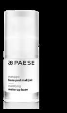 Матирующая база под макияж Mattifying make-up base PAESE