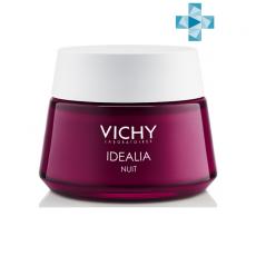 Ночной легкий бальзам для восстановления качества кожи Skin Sleep IDEALIA VICHY