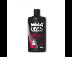 Шампунь профессиональный SHAMPOO PRO. REPARING INTENSE SHINE восстанавливающий интенсивный блеск Agrado