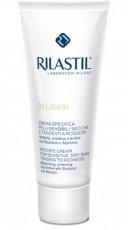 Специальный крем для очень сухой зрелой кожи склонной к покраснениям, 50 мл Rilastil DELISKIN