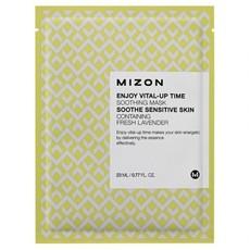 Успокаивающая тканевая маска для лица MIZON Enjoy Vital-Up Time Soothing Mask (3шт)