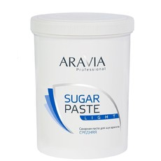 "Сахарная паста для шугаринга ""Лёгкая"" ARAVIA Professional"