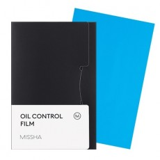 Салфетки для лица MISSHA Oil Control Film (Blue)