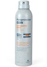 Спрей солнцезащитный для детей Fotoprotector Pediatrics SPF 50+ / Transparent Spray ISDIN