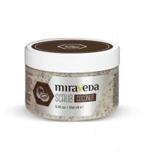 Скраб с кокосовым молочком линии Miraveda ItalWax