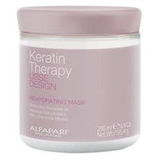 Маска для волос увлажняющая Alfaparf Milano Lisse Design Keratin Therapy
