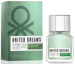 Туалетная вода для мужчин Benetton United Dreams Be Strong