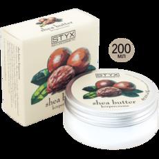 Крем-духи для тела ШИ Korpercreme Shea Butter STYX Naturcosmetic