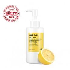 Витаминный пилинг-гель с экстрактом лимона MIZON Vita Lemon Sparkling Peeling Gel