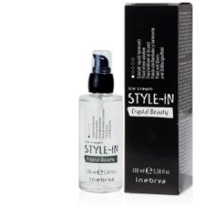 Флюид для волос «Жидкие кристаллы для блеска» CRYSTAL BEAUTY Inebrya STYLE-IN