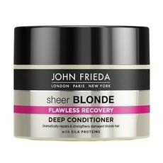 Восстанавливающая маска для окрашенных волос Sheer Blonde Flawless Recovery JOHN FRIEDA