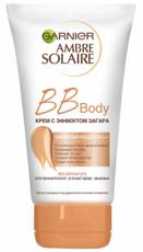 BB-крем для тела Ambre Solaire с эффектом загара GARNIER