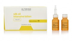Лосьон для непослушных волос 12*10ml ALTER EGO ITALY Silk Oil Intensive lotion