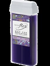 """Воск Flex """" Вино"""" для депиляции в картридже (волосы любого типа) ItalWax"""