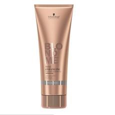 Бондинг-Шампунь для холодных оттенков блонд Schwarzkopf Blondme Tone Enhancing Bonding Shampoo Cool Blondes Schwarzkopf
