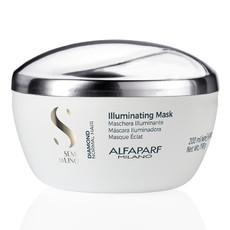 Маска придающая блеск для нормальных волос Alfaparf Milano SDL Diamond Normal Hair