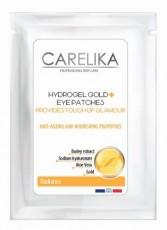 Гидрогелевые патчи под глаза с золотом Provides Touch of Glamour CARELIKA Radiance