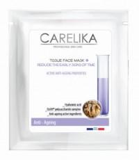Aнтивозрастная тканевая маска Reduce the Early Signs of Time CARELIKA Anti-Ageing