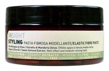 Моделирующая паста для волос ELASTIC FIBRE PASTE Insight