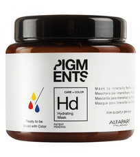 Маска увлажняющая для слегка сухих волос HD Alfaparf Milano PIGMENTS