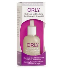 Масло для кутикулы с аргановым маслом ARGAN OIL CUTICLE DROPS ORLY