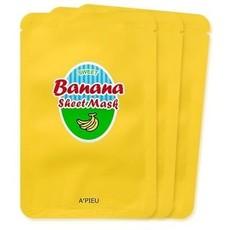 Тканевая маска для лица A'PIEU Sweet Banana Sheet Mask (3шт)