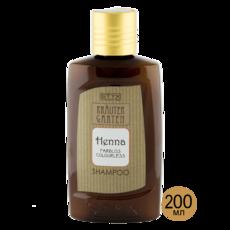 Шампунь ХЕННА бесцветный укрепляющий Krautergarten Shampoo Henna STYX Naturcosmetic