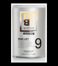 Порошок осветляющий 9 Alfaparf Milano BB Bleach High Lift
