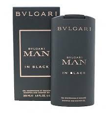 Шампунь и гель для душа BVLGARI MAN IN BLACK 200мл