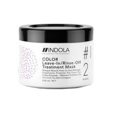 "Маска для окрашенных волос ""COLOR #2 care INNOVA"" (Leave-In/Rinse-Off Treatment) INDOLA"