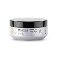 """Клей для волос легкой фиксации """"TEXTURE #3 style INNOVA"""" (Soft Clay) INDOLA"""