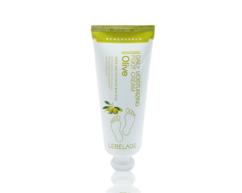 Крем для ног увлажняющий OLIVE FOOT CREAM с оливковым маслом LEBELAGE