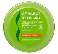 Крем препятствующий выпадению Green line Concept