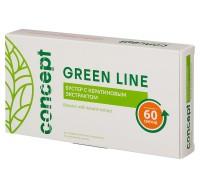 Бустер с кератиновым экстрактом Green line Concept