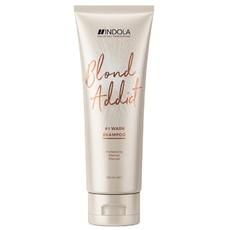 """Шампунь для всех типов волос """"BLOND ADDICT #1 WASH SHAMPOO"""" Indola Blond Addict Shampoo"""