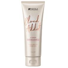 Оттеночный шампунь (оттенок мягкой пастельной розы) Indola Blond Addict PinkRose Shampoo