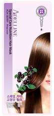 Специальная маска для интенсивного питания и восстановления волос - ADEL MS Nutrition hair Adelline Hair Mask Acai Berry (2шт.)
