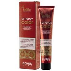 Крем-краска без аммиака Seliar Synergy Color ECHOS LINE