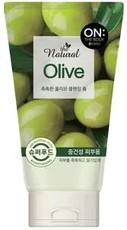 Пенка для умывания с маслом оливы ON:The body NATURAL OLIVE PERIOE