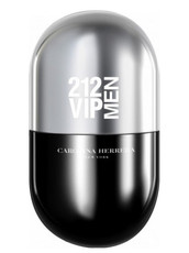 Туалетная вода CAROLINA HERRERA 212 VIP MEN NEW YORK PILLS, 20мл