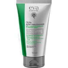 Гель для умывания для комбинированной и жирной кожи EVA MOSAIC