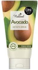 Пенка для умывания с маслом авокадо и фруктовыми экстрактами ON:The body NATURAL AVOCADO PERIOE